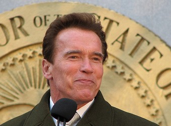 Schwarzenegger Recommends Cap-and-Dividend