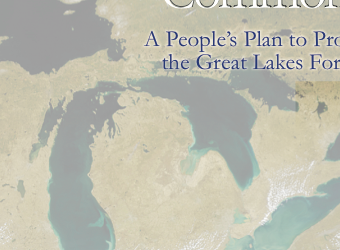 Our Great Lakes Commons: A People's Plan to Protect the Great Lakes Forever
