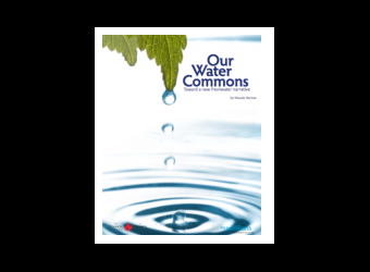 Water is a commons for all
