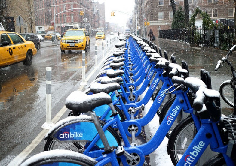 2013 The Year Bike Sharing Came Of Age On The Commons