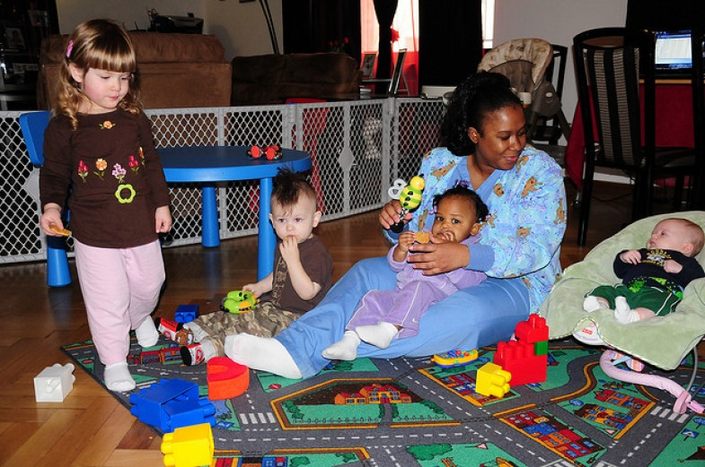 child care provider job description - Ex