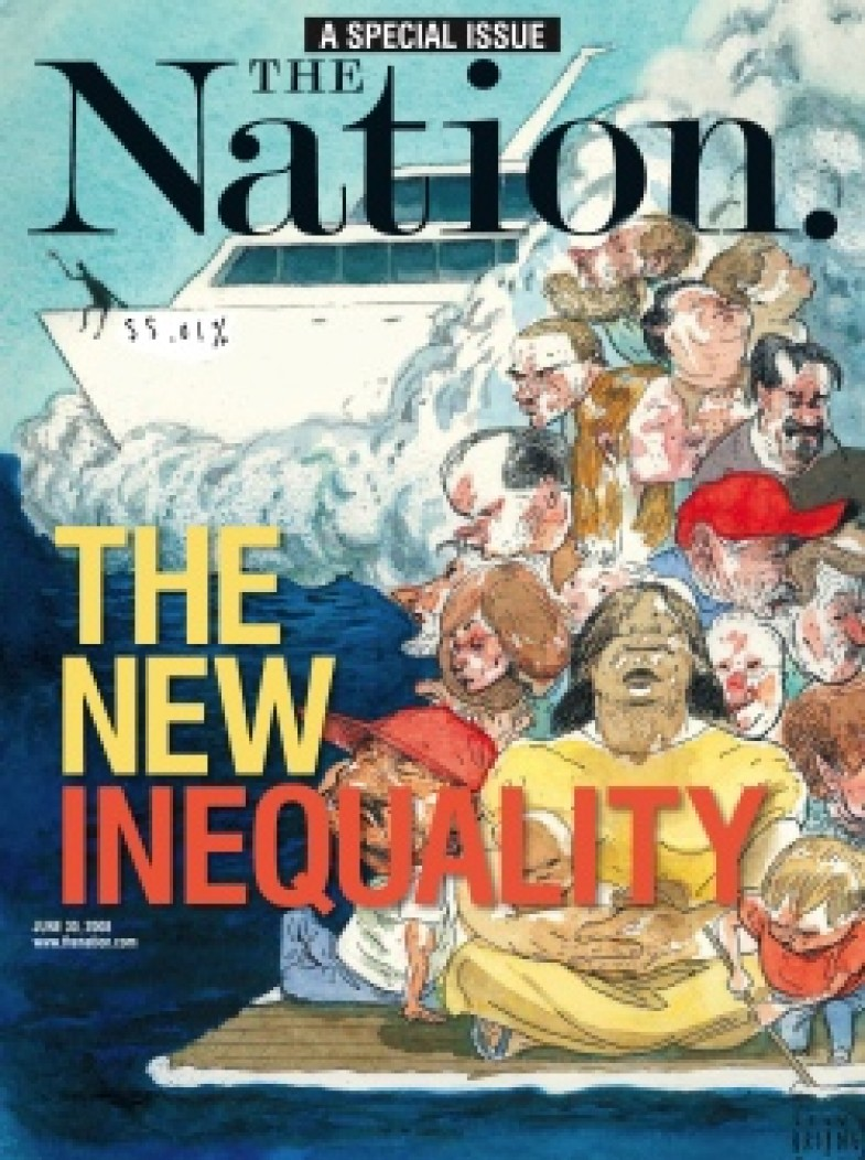 the inequality between rich and poor nations essay South africa is one of the most unequal countries in the world  commentators  switch between talking about income and wealth inequality as if the  rich  people save more than poor, so inequality aids the process of capital.