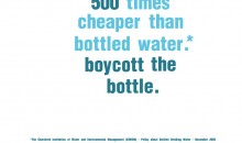 Boycott the Bottle